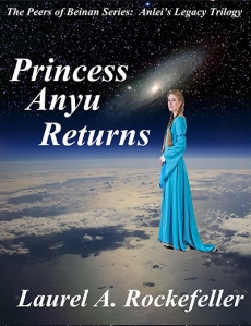Princess Anyu Returns concludes the Anlei's Legacy Trilogy