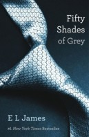 cover art to Fifty Shades of Grey -- one of the worst written and most poorly edited bestsellers of all time