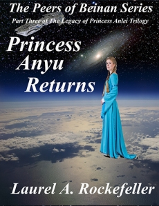 Princess Anyu Returns digital cover web