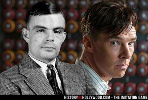 Turing and Cumberbatch