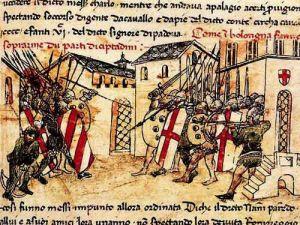 14th century Italian militias.