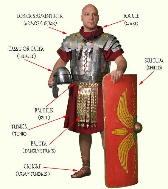 roman-legionaire