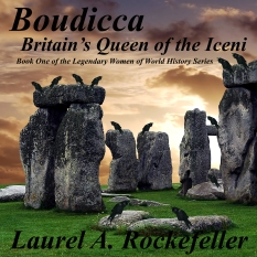 Boudicca audio cover