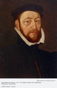 James Stewart 1st Earl of Moray 1531-1570