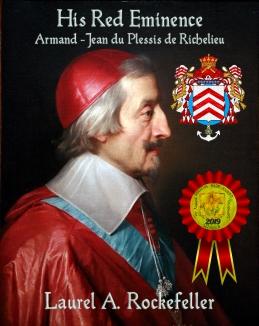 Red Eminence godiva ribbon